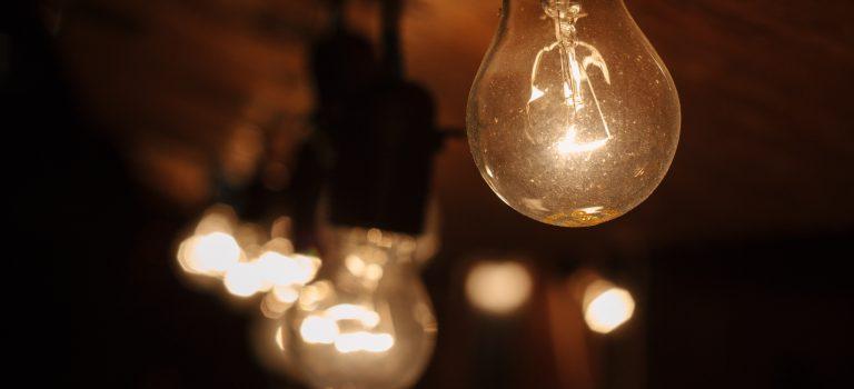 Närvarostyrd belysning i källarlokalerna