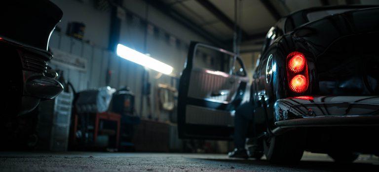 Garagepromenad