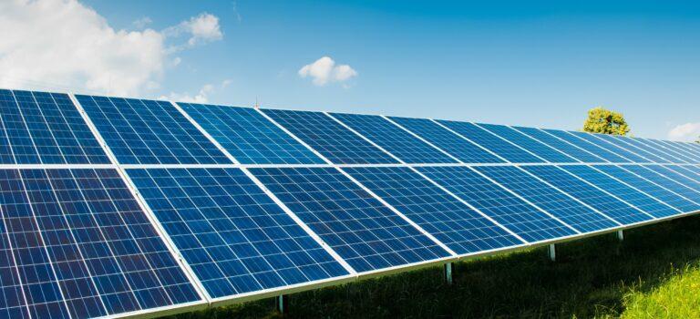 Solcellsanläggningen