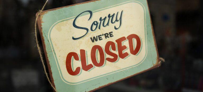 Gymmet håller stängt v.10 – 12